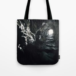 Within the Mountain Tote Bag