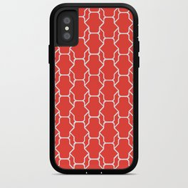 Nantucket Red iPhone Case