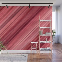 Ambient 33 in Red Wall Mural