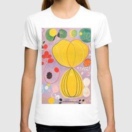 "Hilma af Klint ""The Ten Largest, No. 07, Adulthood, Group IV"" T-shirt"