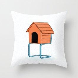 BAUWAUHAUS Throw Pillow