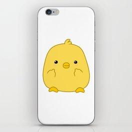 Cute Chick iPhone Skin