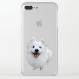 monty! Clear iPhone Case