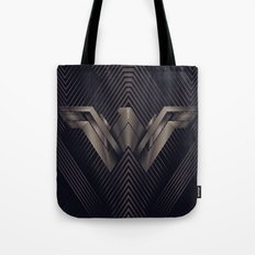WonderWoman Logo Tote Bag
