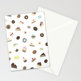 sweets & treats Stationery Cards