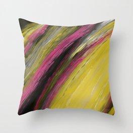 All feminine and sheet - abstract digital art Throw Pillow