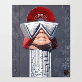 DJ Mekaneck Canvas Print