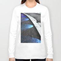 borderlands Long Sleeve T-shirts featuring Borderlands Renewed by Julie Maxwell
