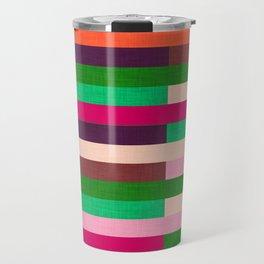 Kilim Pink #homedecor Travel Mug