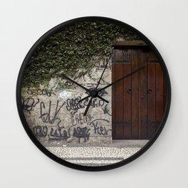 Tag Rio Wall Clock