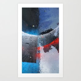 PARIS_3 Art Print