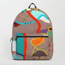 Map -  mapping worldwide Backpack