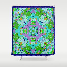 """Spring"" series #10 Shower Curtain"