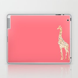 The Many Spotted Giraffe Laptop & iPad Skin