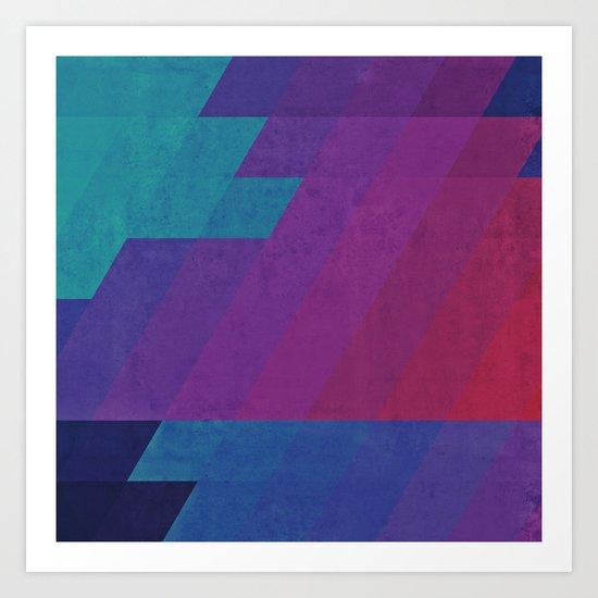 lyctryc hyryzyn Art Print