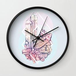 Crystalline II Wall Clock