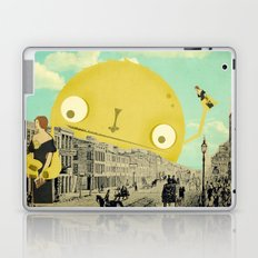 this island earth Laptop & iPad Skin