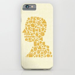 Untitled Silhouette. iPhone Case