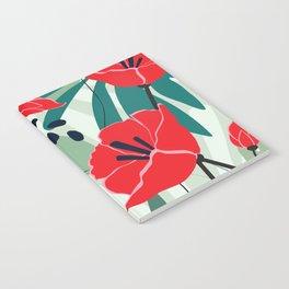 poppy seed Notebook