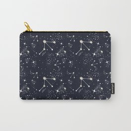 Zodiac Constellations - Libra Carry-All Pouch