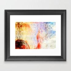 Kalia Framed Art Print