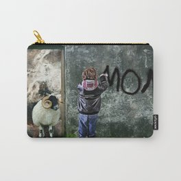 Mom by GEN Z Carry-All Pouch