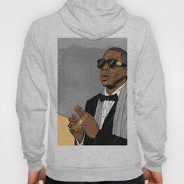 """Jay Z - """"Grey Hova"""" Hoody"""