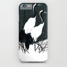 Japanese Cranes / Sayuri Slim Case iPhone 6s