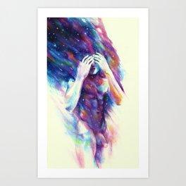 Color/Motion Art Print