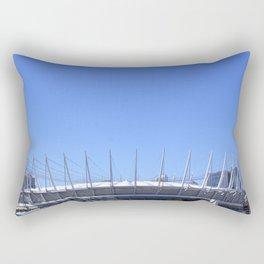 Rogers Arena Rectangular Pillow