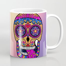 Sugar Skull #1 Coffee Mug