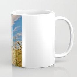 Barley (Hordeum vulgare) Coffee Mug