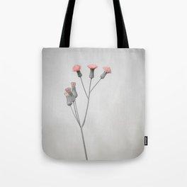 Emilia sonchifolia Tote Bag
