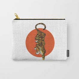 The Traditional Tiger Carry-All Pouch