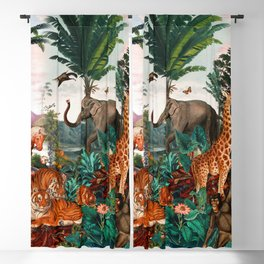 Beautiful Forest II Blackout Curtain