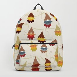 Gnome pattern 1d Backpack