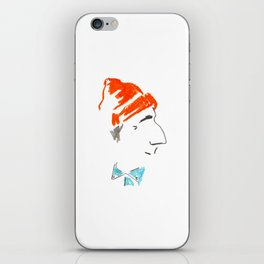 Jacques-Yves Cousteau iPhone Skin