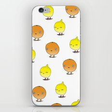 Oranges and Lemons iPhone & iPod Skin