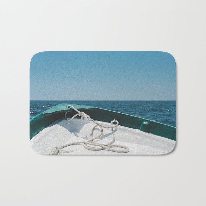 Beyond the Sea Bath Mat