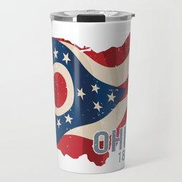 Ohio Pride Travel Mug