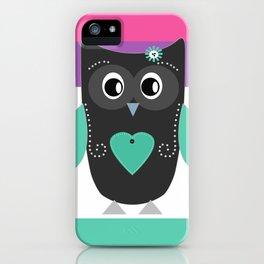Little owl . iPhone Case