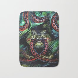 Noon In The Jungle Bath Mat