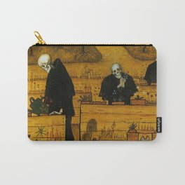 THE GARDEN OF DEATH - HUGO SIMBERG Carry-All Pouch