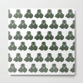 Pattern LH Metal Print
