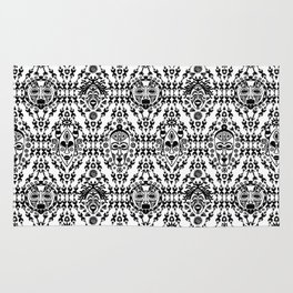 Ethnic Tribal African pattern Rug
