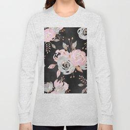 Night Roses 2 Long Sleeve T-shirt