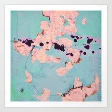 abstract 132 Art Print