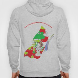 Holiday Butterfly Hoody