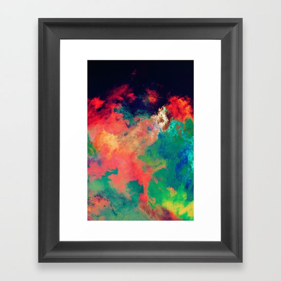 Tiptoe  Framed Art Print