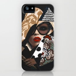 But You Made Me Feel... iPhone Case